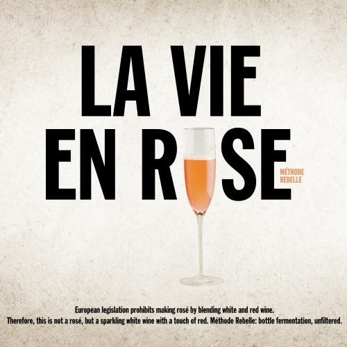 Belgische rosé wijn